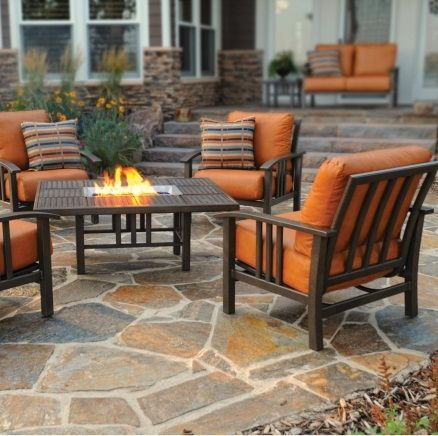 Trenton Deep Seating By Homecrest Patio Furniture. Garden RidgeGarden ...