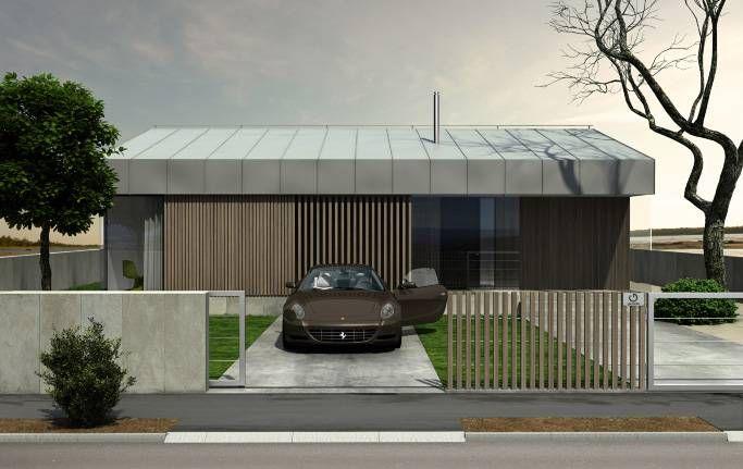 Návrh rodinného domu Torino od APEX ARCH s.r.o.