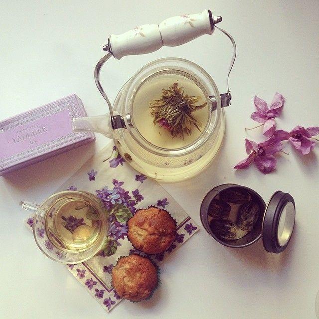 #chado #blossom #tea #greentea #chadoilekeyif