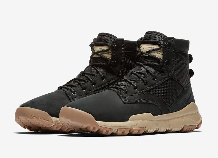 http://SneakersCartel.com Nike SFB 6 NSW in Black and Mushroom #sneakers #shoes #kicks #jordan #lebron #nba #nike #adidas #reebok #airjordan #sneakerhead #fashion #sneakerscartel