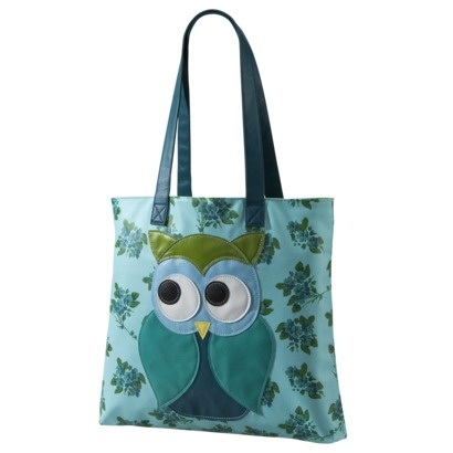 Owl Tote, available at Target