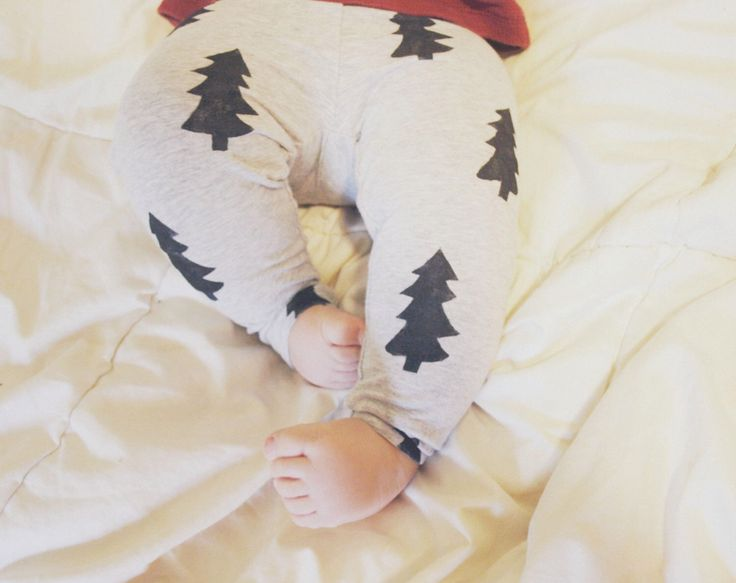 Baby Leggings- Grey and Black Tree Print by Blueberriesforcall on Etsy https://www.etsy.com/listing/209452168/baby-leggings-grey-and-black-tree-print