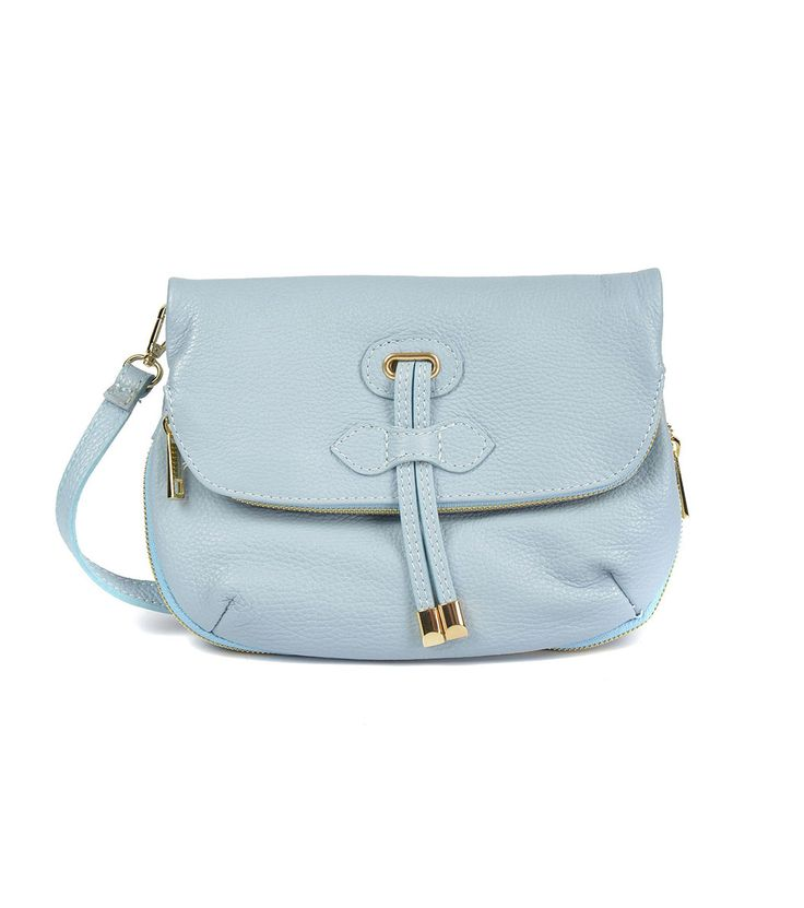FashionSupreme - Geantă în tentă albastră Kimberly - Accesorii - Genţi - Carla Ferreri - noua colecție de primăvară-vară. Haine şi accesorii de marcă. Haine de designer.