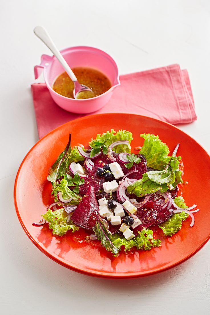 137 besten leckere salate bilder auf pinterest. Black Bedroom Furniture Sets. Home Design Ideas