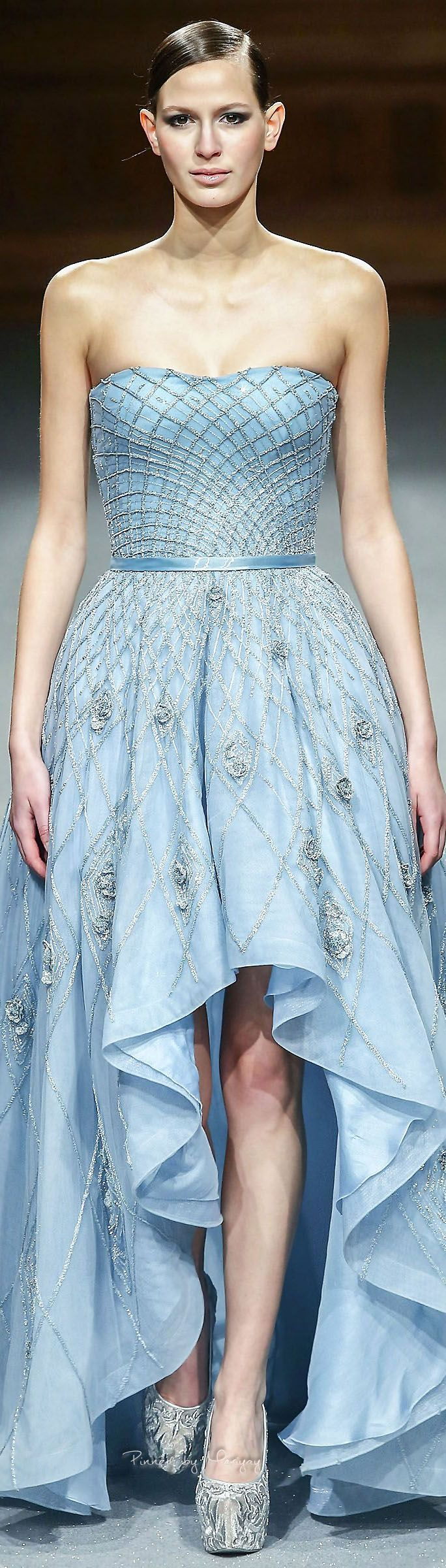 #Tony #Ward Spring-Summer 2015 - #Couture.
