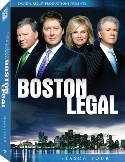 Boston Legal (no Brasil, Justiça sem Limites) - James Spader