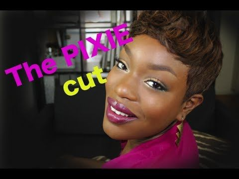 Pixie Cut | My new Do | DIY Wig