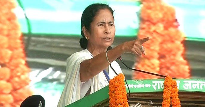 """Kolkata: On the eve of crucial talks between the state government and major political parties from Darjeeling hills, West Bengal Chief Minister Mamata Banerjee on Monday said her government wanted restoration of peace in the strife-hit region. """"We all want restoration of peace in the..."""