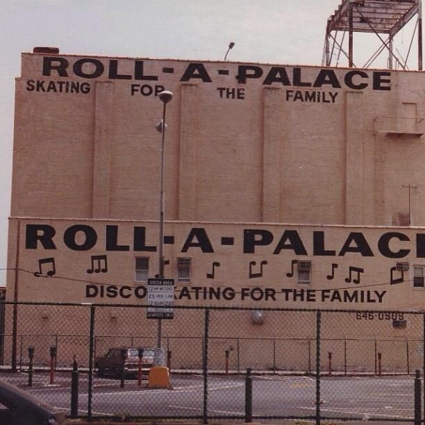 ROLL-A-PALACE!! Sheepshead bay Brooklyn!  I spent many a fabulous friday and saturday night here <3