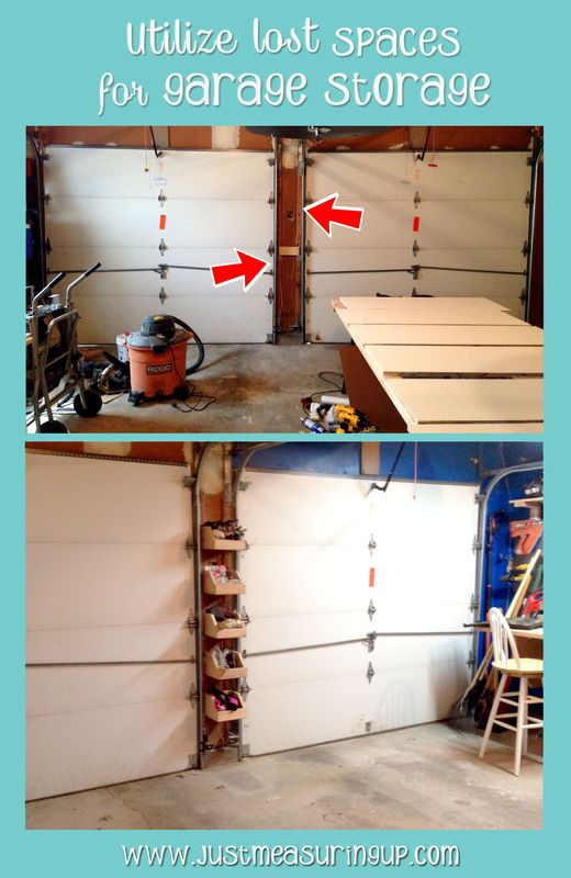 Storage ideas for small garage spaces