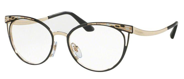 New 2016, BVLGARI genuine Bulgari eyeglass frames for women serpent product number BV2186 color number 2018