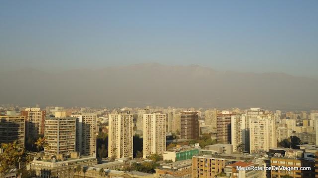 Cerro Santa Lucia @ Santiago, Chile