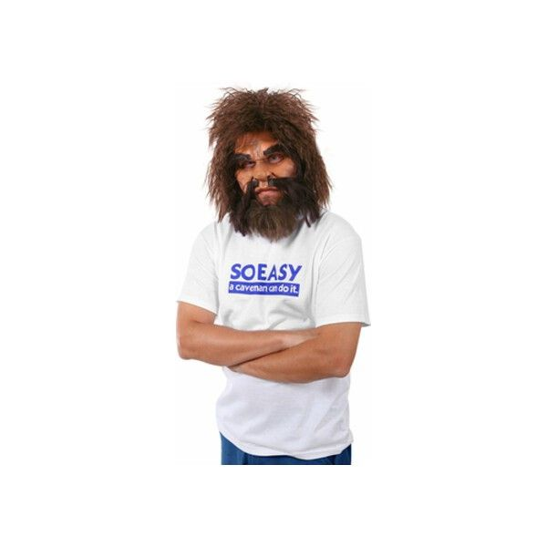 Our Caveman Costume is always a Halloween favorite. This half mask makes a…