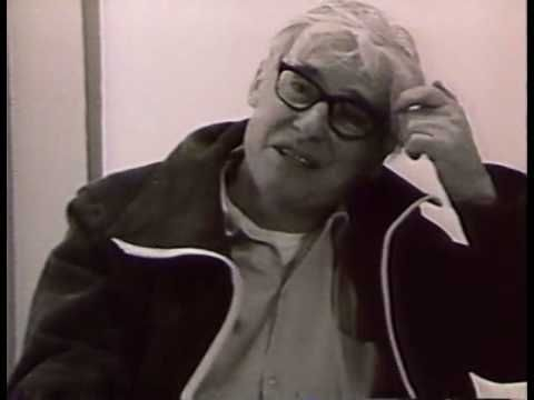 FILM: Willem de Kooning discussing his work.    ....Check this out:  http://artcaffeine.imobileappsys.com