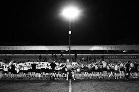 Great pic of rugby at night by Filippo Venturi