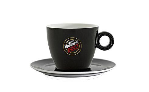 Filiżanka cappuccino Caffe Vergnano 1882