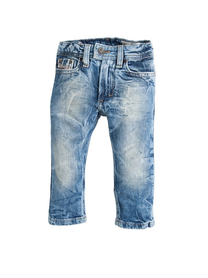 Boys Light Blue Jeans
