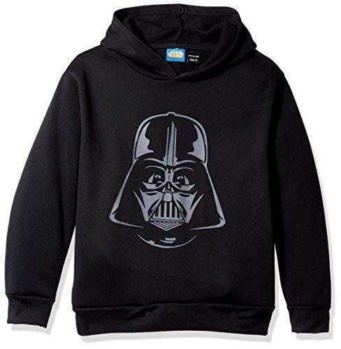 Star Wars Big Boys' Darth Vader Helmet Fleece Pullover