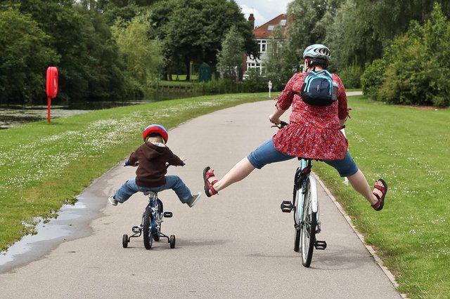 Bisiklet sürmek