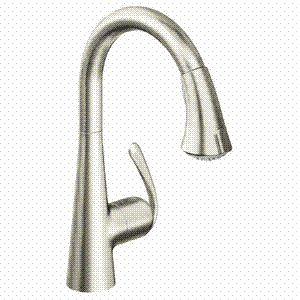 Shop for the Grohe 32298DC0 Main Sink Dual Spray Pull - Down, SuperSteel - Features: • Grohe RealSteel® Stainless Steel Construction- produced from sol