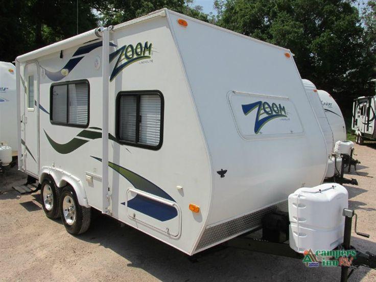 Used 2010 Dutchmen RV Zoom 718QB Travel Trailer at Campers Inn   Fruitland Park, FL   #13617A