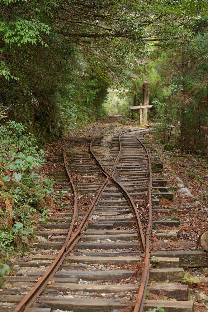かぶてつ on Twitter in 2020 | Railroad tracks, Railroad, Rails