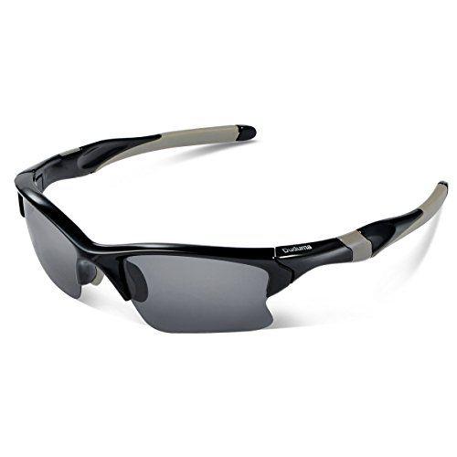 OFFERTA LAMPO A MENO DI 15: Duduma Sport Occhiali da Sole Polarizzati Ideale per lo Sci Golf Corsa Ciclismo TR566 Super Leggero per Gli Uomini e le Donne PREZZO IN OFFERTA: 12.99 (-86% di 91.96) (scadenza: 16 04 2017 ore 21:04)