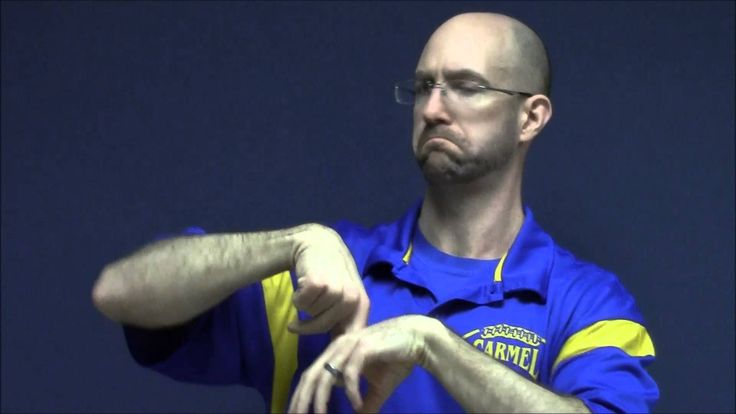 American Sign Language grammar