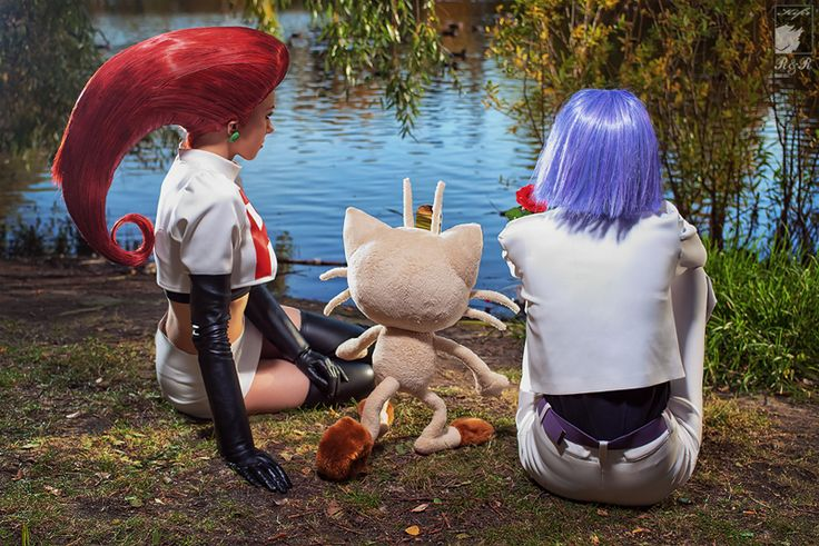 Nice Pokemon cosplay by Malro-Doll