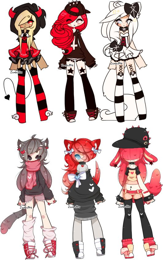 RansButts Collab! CLOSED by Zombutts on DeviantArt