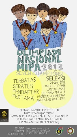 ON MIPA 2013 POSTER