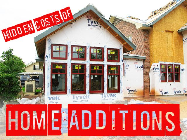 Major projects like home additions will usually prompt an insurance premium rate spike. Learn how to avoid these insurance pitfalls here!