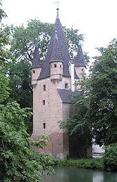 Fünfgratturm/Fünffingerlesturm – Augsburg, Germany