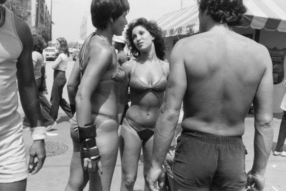 Garry Winogrand Los Angeles, ca. 1979, gelatin-silver print