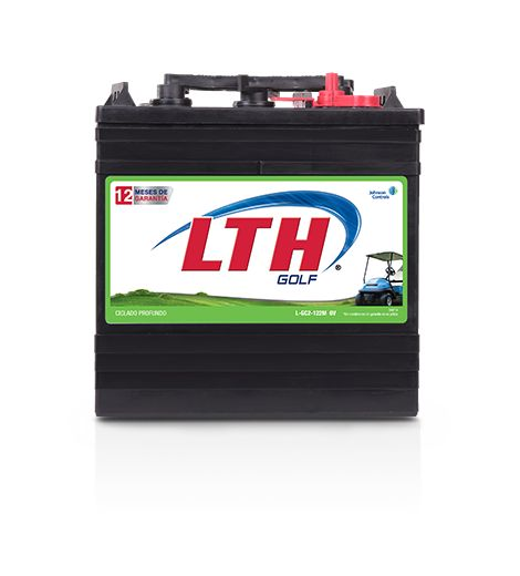 LTH Golf | Baterías para Carros de Golf | Baterías LTH