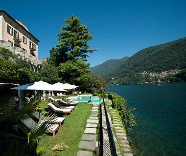 Relais Villa Vittoria, Laglio, Lake Como