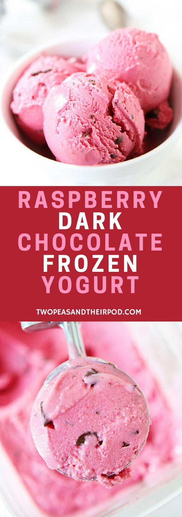 Best 25 vanilla frozen yogurt ideas on pinterest yoghurt maker this is definitely a stress free frozen yogurt for more easy and delicious dessert recipes ccuart Gallery