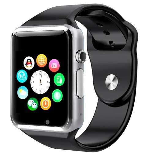Smart Watch W8 Reloj Bluetooth Android Camara Chip Celular - $ 1.099,00