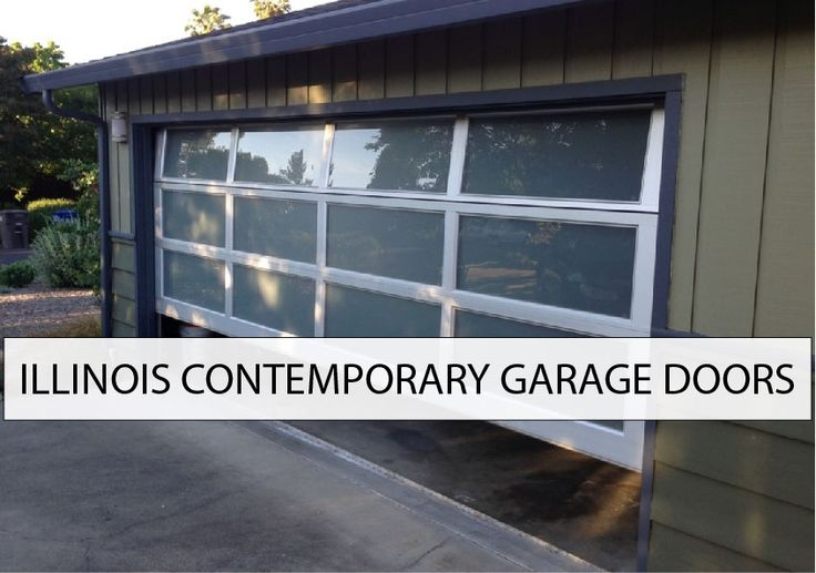 25 B Sta Contemporary Garage Doors Id Erna P Pinterest
