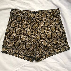 Art Deco Style High-Waisted Shorts -- SALE!