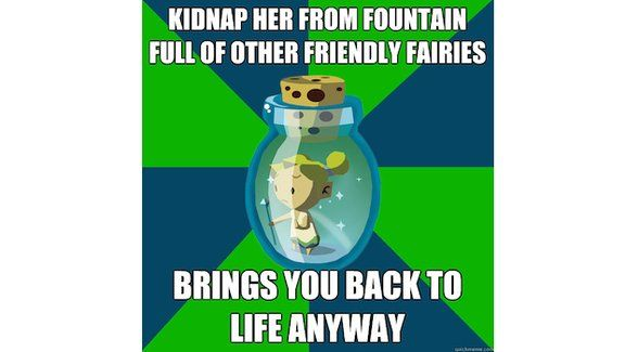 Hilarious Zelda Memes : The legend of zelda memes best jokes and images