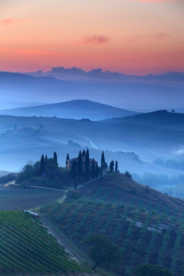 Tuscany, Italy. wanderlust wish list @LaVieAnnRose