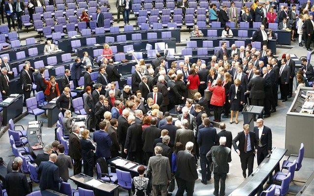 ΓΙΑΝΝΗΣ ΡΑΧΙΩΤΗΣ             GREECE-DATA-BANΚ: Γερμανία: Εγκρίθηκε με ευρεία πλειοψηφία η παράτασ...