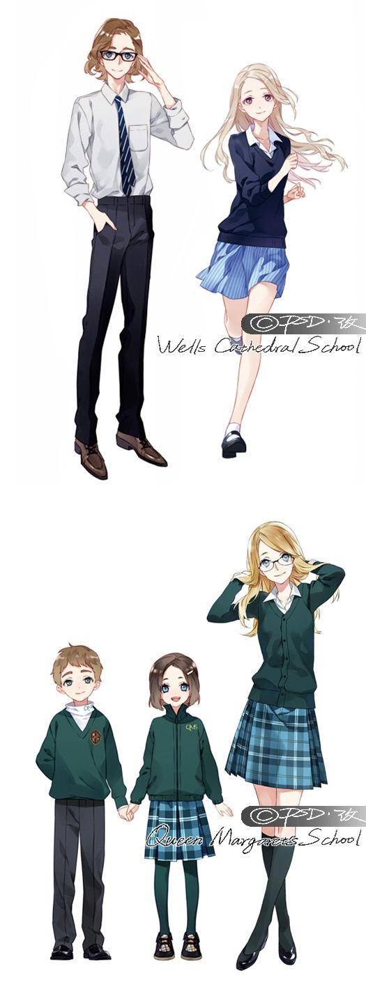「制服」/「PSD」の漫画 [pixiv...