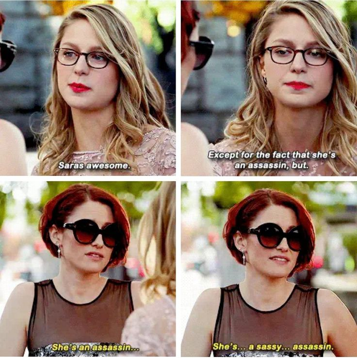 White Canary, as described by Supergirl & Alex Danvers