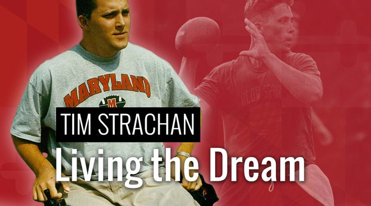 "Tim ""T."" Strachan had a simple but powerful dream.  Ever since he was 5 years old,  he wanted to play college football.   This was not a whimsical fantasy.  He was passionate about his goal.  He was dedicated to the cause.  And he had the drive and the athletic ability to make his dream a reality! As the… Read More »"