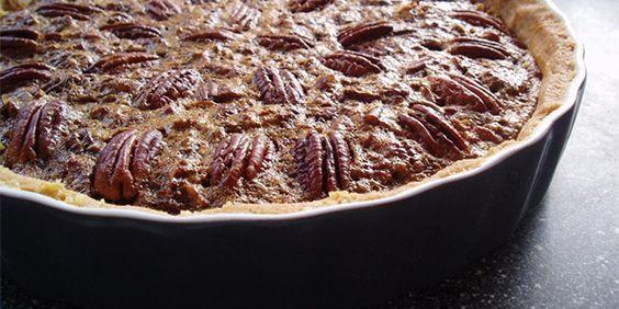 Mmm, nog niet heel bekend in Nederland, maar oh wat lekker is zo´n pecannotentaart. Een bodem van krokant zanddeeg, een vulling van room en suiker en pecannoten boven op de[...]