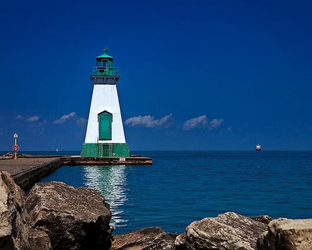 Port Dalhousie Front Range Light