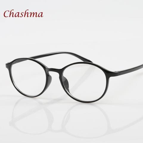 52bcdc60178 Chashma Brand TR90 Round Read Glasses Retro Eyewear Women and Men Vintage  Reading Glasses