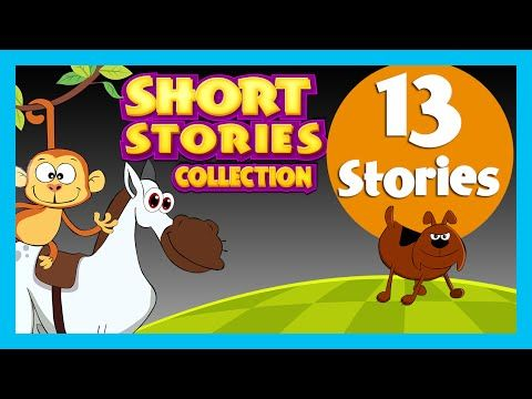 English Short Stories For Kids - English Cartoon With English Subtitle - YouTube